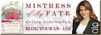 MistressofMyFate blog tour graphic