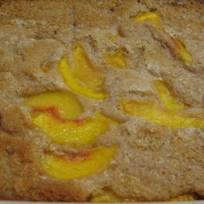 Delicious Peach Cobbler