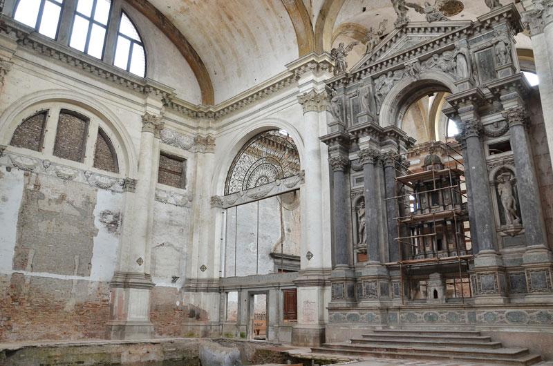 Chiesa di S Lorenzo Venezia 3