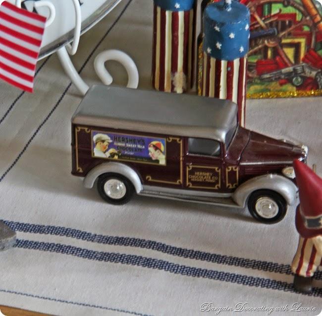 Hershey truck