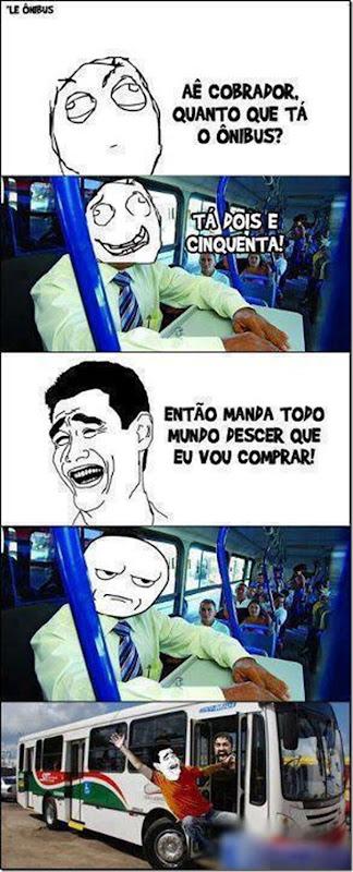 Le ônibus
