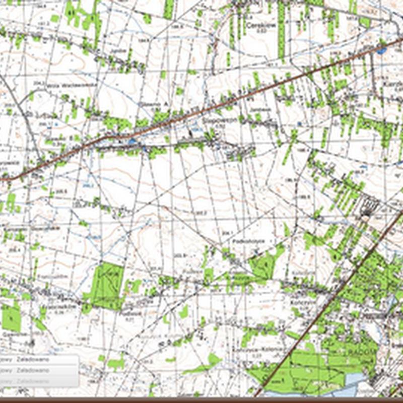 Prostszy sposób wydruku Mapy Z Geoportal