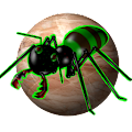 Game 3D Zombie Ant Smash Ball apk for kindle fire