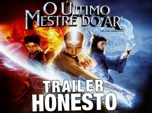 Trailer Honesto - O Último Mestre do Ar