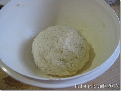 tortilla dough