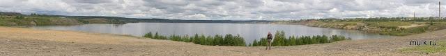 Алешкино Озеро. Карпинск