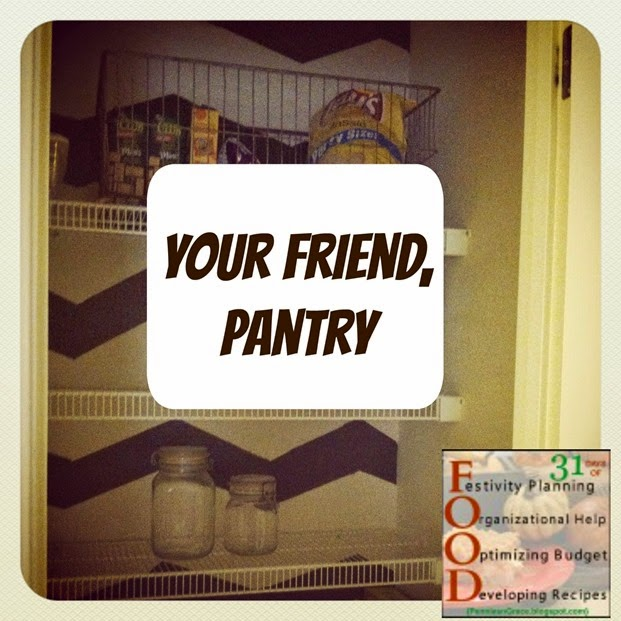 your friend pantry