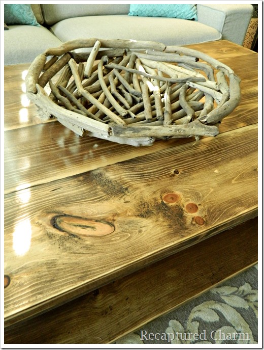 rustic coffee table9