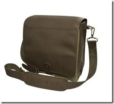 Olympus PEN Leather carry-all bag