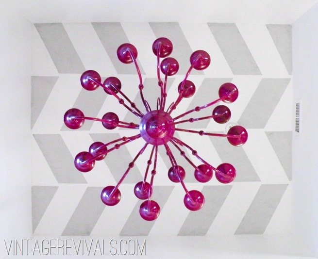 Purple Chandelier @ Vintage Revivals-1