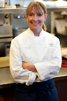 Executive Pastry Chef and James Beard award-winner, Emily Luchetti hosts