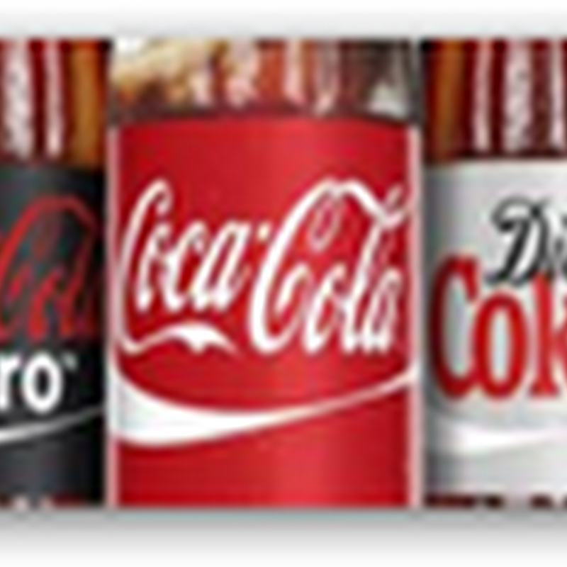 Coca-Cola New Treatment for Stomach Blockages–Diet and Regular Both Work