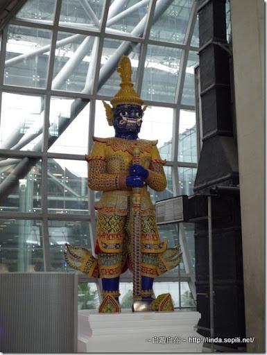 泰國曼谷芭達雅-神像