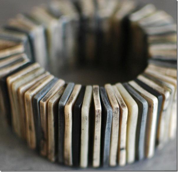 Sediment bracelet