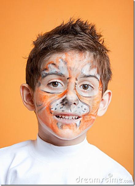maquillaje de tigre (25)