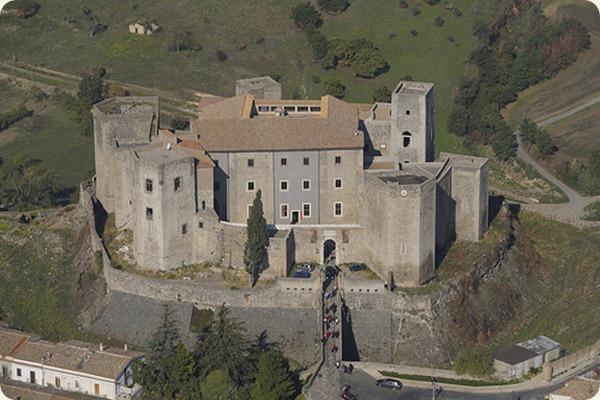 basilicata castello melfi