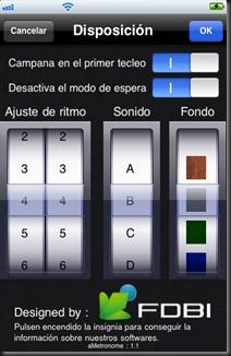 ios iphone ipod metronome metronomo gratuito