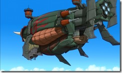 Fractale 05 Airship