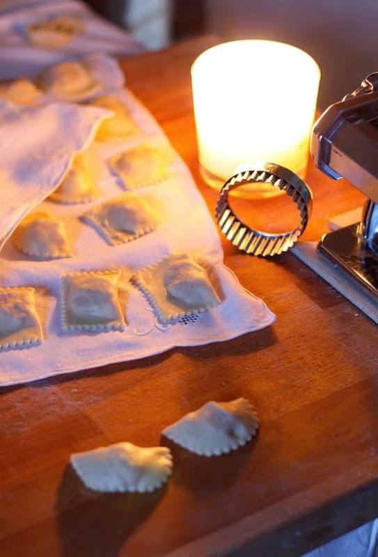 panzerottini di pasta reale con miele e cannella5