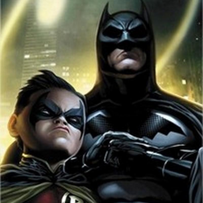 Curiosas ilustraciones de Batman