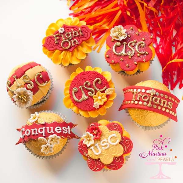 USC Cupcakes circle--2