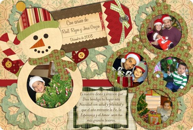 081222 Tarjeta Navidad Alegre Familia Orozco Meraz
