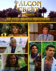 Falcon Crest_#101_Blood Brothers