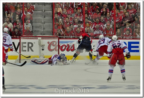 Denying Ovechkin