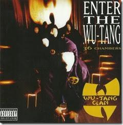 WU-TANG CLAN - Enter the Wu-Tang (36 Chambers) (Front)