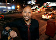 Neil Strauss Black Red Tie