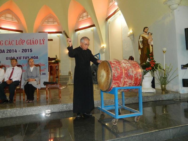 Khai giảng niên khóa giáo lý 2014-2015 tại giáo xứ Tuy Hòa