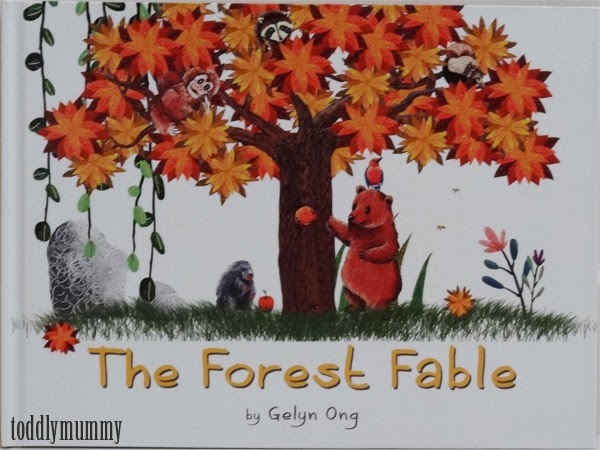 Forest Fable cover