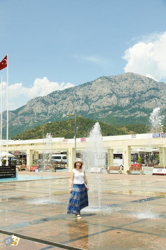 Кемер, Турция, 2012, фотография
