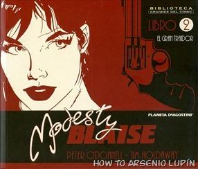 P00002 - Modesty Blaise #2
