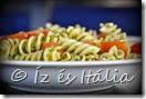 Saláták, tészták, rucola