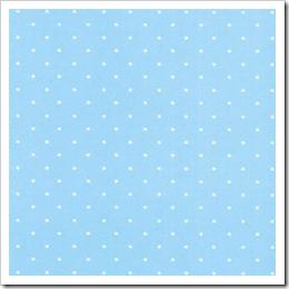 Linha Basic - Estrelas Grandes (Azul Claro)