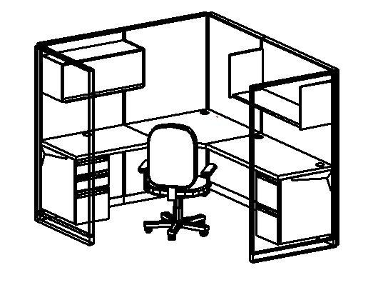 Dibujos de oficinas para colorear for Imagenes para oficinas