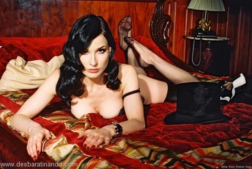 dita von teese linda sensual sexy sedutora desbaratinando (4)