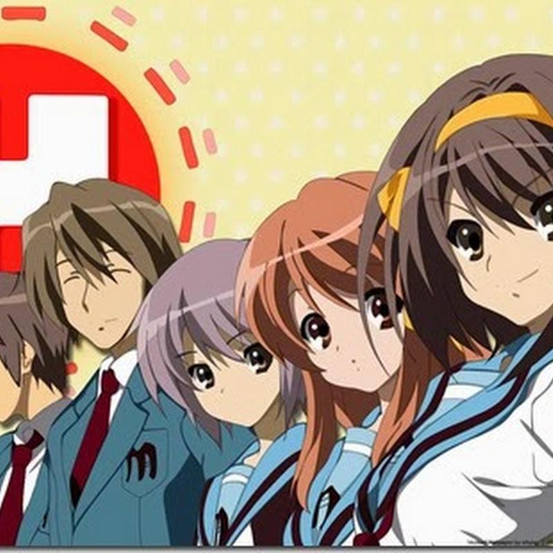 5 Anime yang paling ditunggu kelanjutannya versi pribadi
