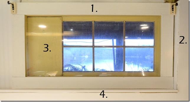 window problem areas