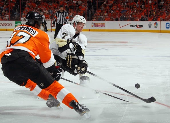 Pittsburgh Penguins v Philadelphia Flyers 02C7Lc8u2XFl
