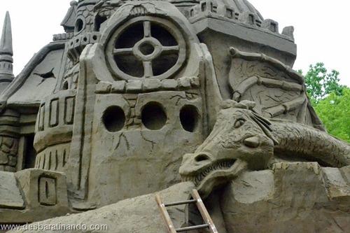 castelo de areia maior do mundo guinnes world book desbaratinando (25)