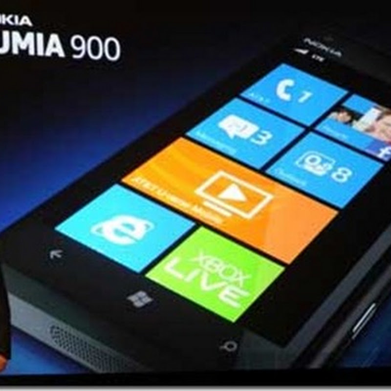 Nokia presenta el Nokia Lumia 900 en el CES 2012