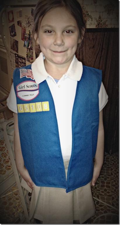 daisy uniform