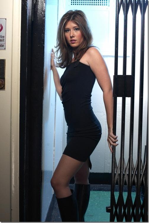 Jewel Staite Hot