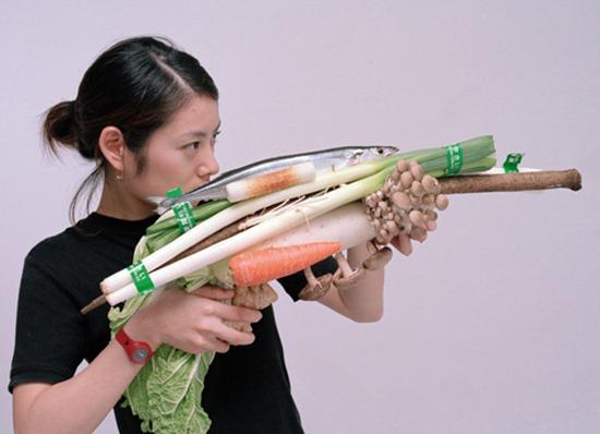 Armas de vegetais 01