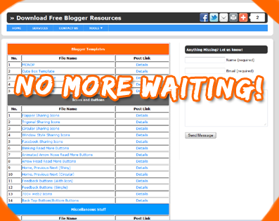blogger download zone