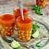 وصفة عمل حمص الشام المشروب الرسمي للشتاء