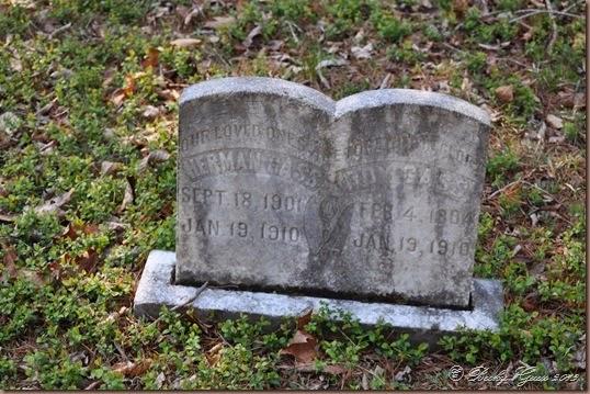 03-23-14 Tinker Gass Georgia Cemeteries 20