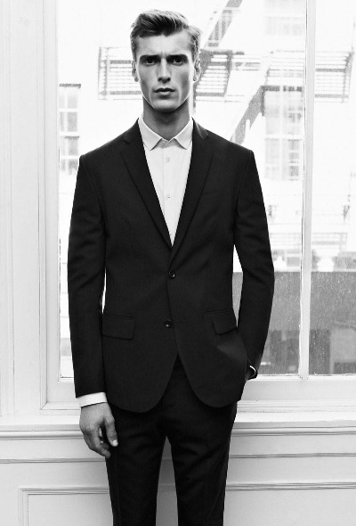 Clément Chabernaud by Lachlan Bailey for Filippa K S/S 2013